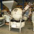 Шаровой обжарщик BARTH типа Sirocco-300, с охлаждением и газовой гарелкой.