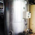 Емкость для какао-масла RASCH VD 20, окл. 2000 кг.