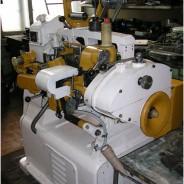 Verpackungsmaschine IZM für die Bonbons Doppeldreheinschlag.