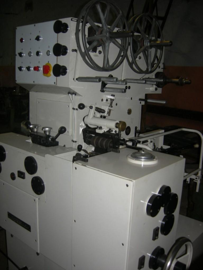 Режуще-завёрточная машина Nagema EW-5