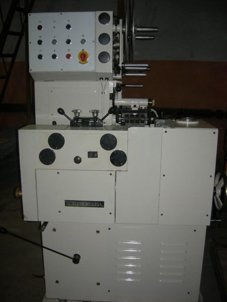 Режуще-завёрточная машина Nagema EW5