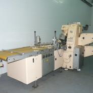 OTTO HANSEL 8002 Verpackungsmaschine zum Verpacken von Pralinen in einer Doppeldrehfedern