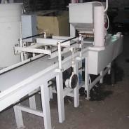 Машина ШОЛ-М отливочная для помадных, желейных сортов конфет