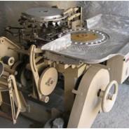 Машина завёрточная EF-4 Nagema в «саше»в односторонний обжим для конусообразных конфет и тд.