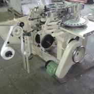 Машина завёрточная Nagema EF-2 «в носок» для вафельных крупных тип Гулливер и мелких сортов конфет и тд.