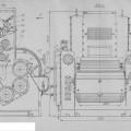 Восьми валковая мельница для измельчения крупки какао ,жирсодержащих семян , ядер орехов и тд. Производитель Хайденау ГДР